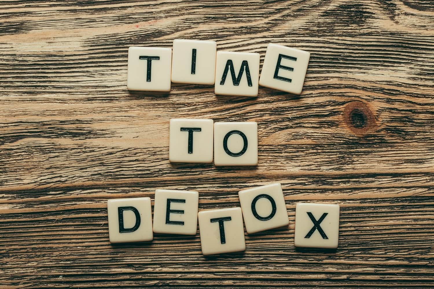 Detox Now On December 21st! Why Weight?