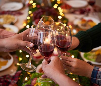 Managing Addiction During The Holiday Party Season