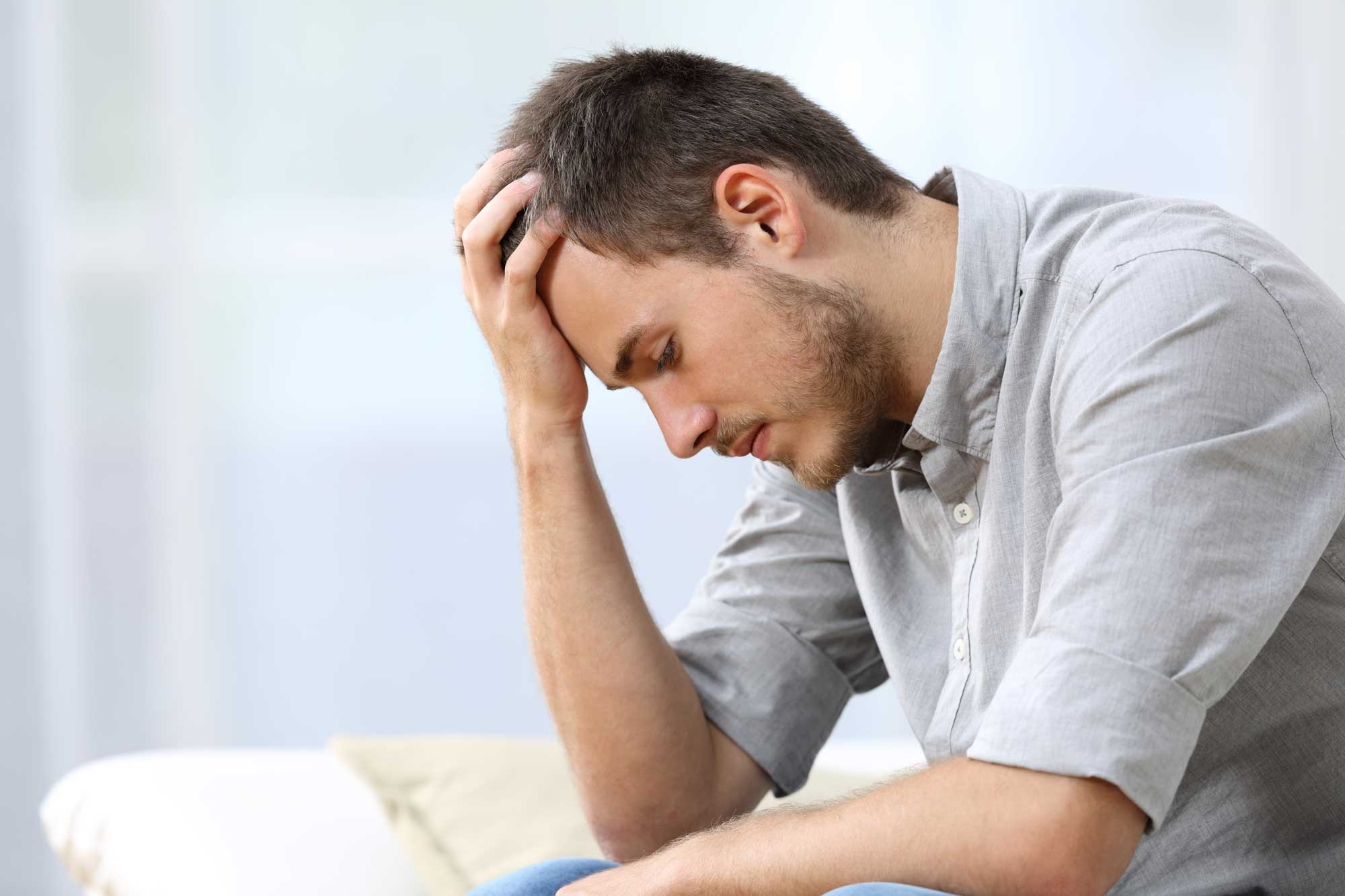 Stress or Anxiety - When to See Help.
